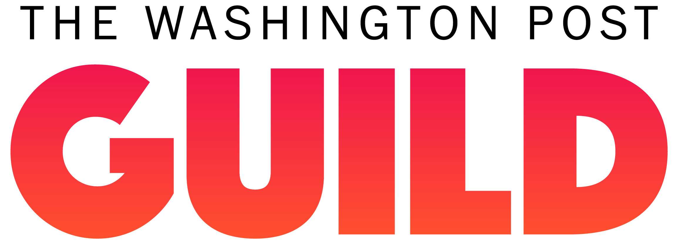 The Washington Post Guild Logo